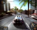 レーシングゲーム中