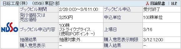 IPO-5-6569-結果 日総工産