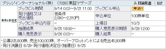 IPO-66-7039-仮 ブリッジインターナショナル