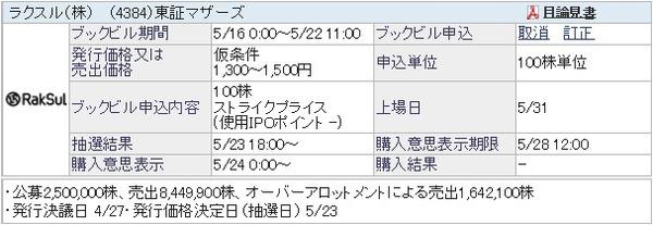 IPO-25-4384-仮 ラクスル