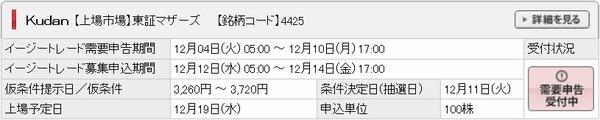 IPO-88-4425-仮 Kudan