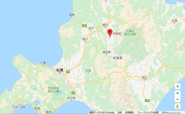 map.美瑛
