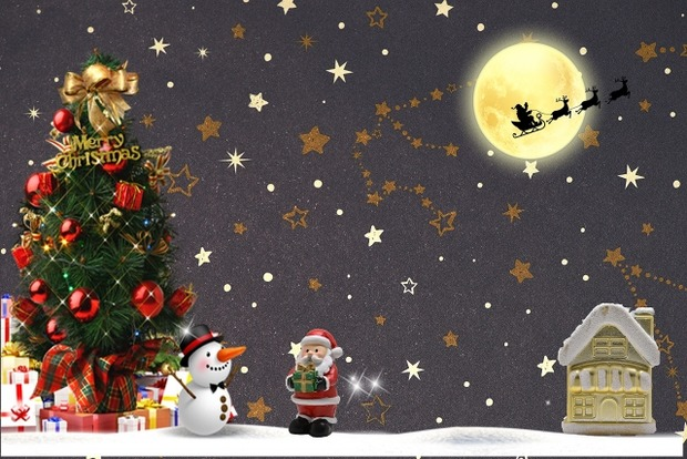 クリスマスよる