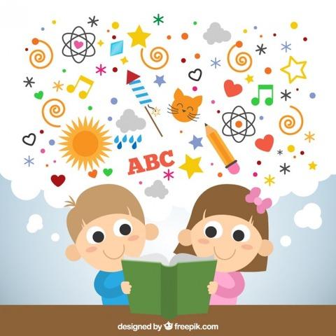Kids Study 01