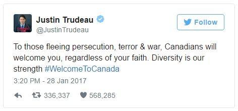 Trudeau Tweet 01