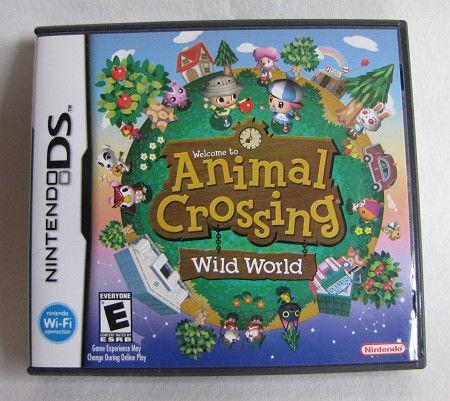 海外版どう森AnimalCrossing