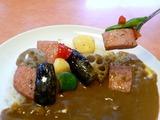 ゴロッとハムと彩り野菜のカレー