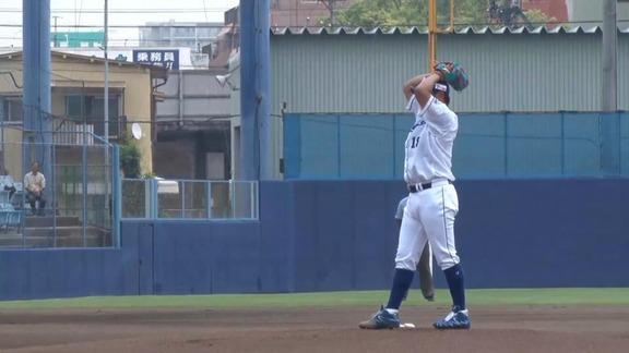 中日・松坂大輔、復帰3戦目は6回2失点の粘投