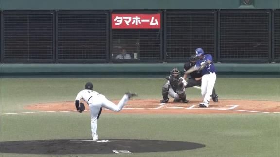 中日・福田永将、打撃フォームが変わる