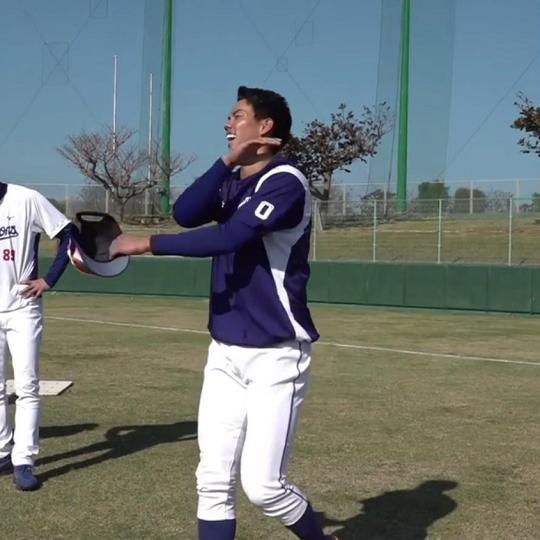 中日・高松渡選手「……よっしゃー!」【動画】