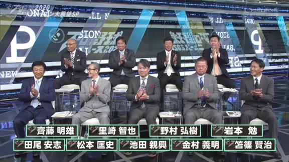 里崎智也さん、中日ドラゴンズを優勝予想する