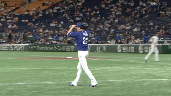 中日・大野雄大投手「僕があり得ないミスをして負けてしまった」