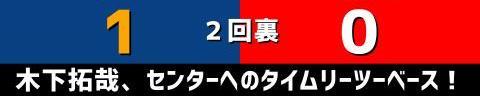 9月14日(火) セ・リーグ公式戦「中日vs.広島」【試合結果、打席結果】 中日、10-1で大勝! 打線爆発!チームは今季初の5連勝!!!