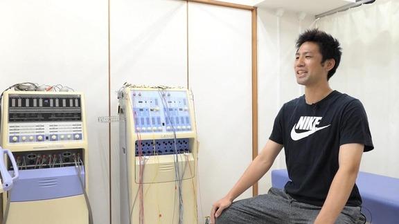 元中日・阿知羅拓馬さん、柔道整復師を目指して専門学校に通いながら名古屋学院大の外部コーチを務める
