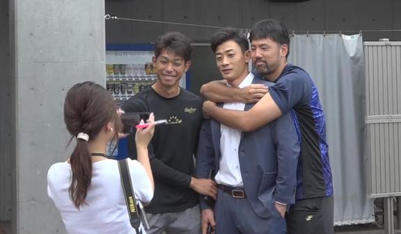 オリックスへトレードの松井雅人がチームメートに別れ「活躍が恩返しに」