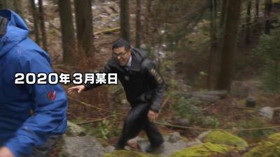 6月14日放送 サンデードラゴンズ CBC・若狭敬一アナが滝行へ…