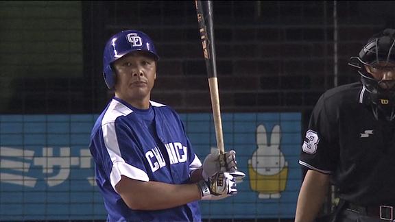 森野将彦さん、2006年~2020年の間にNPBで最も多くワンポイントリリーフを出されるも通算打率を上回る好成績を残していた