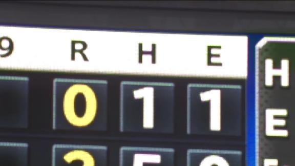 中日・Y.ロドリゲス、初先発は7回1アウトまで巨人打線をノーヒットに抑え込む好投!「ノーノーは意識してなかった。1人1人に集中して投げた」 与田監督「何とか勝たせたかった」【投球結果】