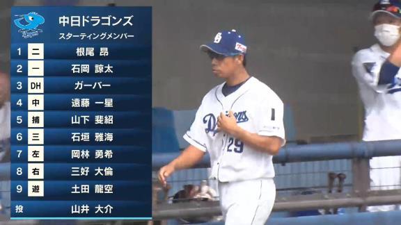 中日ドラフト3位・土田龍空、守備軽快! 華麗な守備で魅せる!【動画】