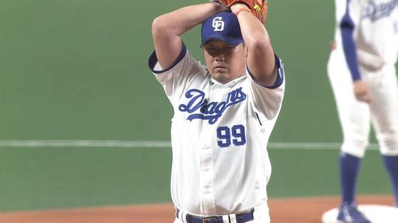 7月11日放送 サンデードラゴンズ 松坂大輔投手が引退を決断…秘蔵映像で振り返る