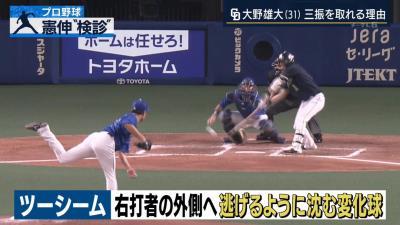 川上憲伸さんが中日・大野雄大投手の奪三振量産の理由『大野スタイル』を解説!「大野投手しかいないですね、こういったピッチングするのは!」