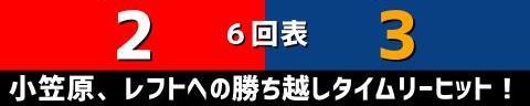 9月7日(火) セ・リーグ公式戦「広島vs.中日」【試合結果、打席結果】 中日、7-8で敗戦… ライデル・マルティネスがまさかの5失点で逆転サヨナラ負け…