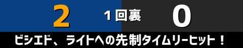 8月27日(金) セ・リーグ公式戦「中日vs.巨人」【試合結果、打席結果】 中日、4-1で勝利! 4番が打ち、エースが抑えて連敗ストップ!!!