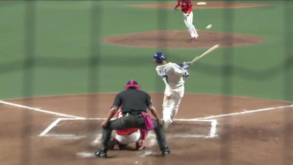 広島・長野久義選手「ネオ」
