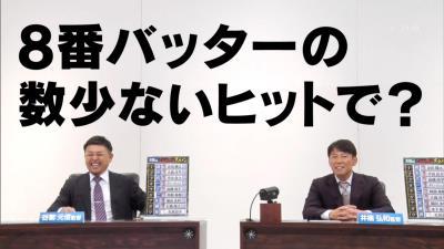 もしも井端弘和さんが中日の監督だったら…「6番センター大島洋平」!