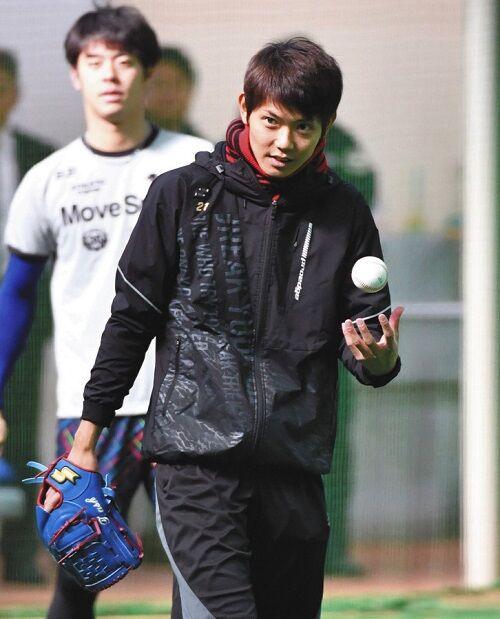 中日・岡田俊哉投手、あまりにもカッコ良すぎる…