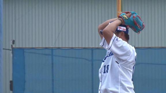 中日・松坂大輔 復帰3戦目は6回108球2失点の粘投 「(1軍登板は)いつでもいけるという気持ち」