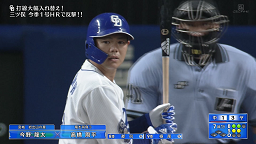 山田久志さん「高橋周平が7番は寂しすぎますよ」