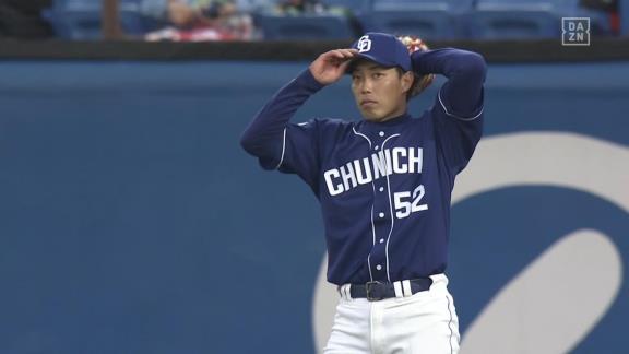 Q.移籍初本塁打は誰の顔が浮かんだ? 中日・加藤翔平選手「一番は家族です」