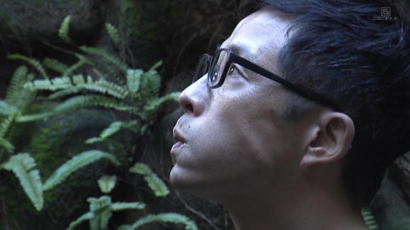10月10日放送 サンデードラゴンズ CBC・若狭敬一アナ、滝行へ…