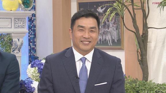 3月21日放送 ドラHOTプラス 中日・与田監督×山本昌 対談!