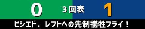8月24日(火) セ・リーグ公式戦「ヤクルトvs.中日」【試合結果、打席結果】 中日、1-2で敗戦… チャンスは作るも、あと1本が出ず…