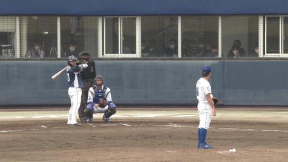 中日・谷元圭介投手の圧巻快投に与田監督「さすが」【投球結果】