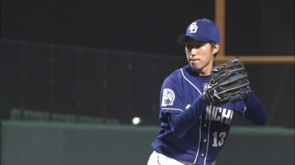 中日・橋本侑樹、1試合3死球の大乱調の翌日から連日打撃投手を務めて投球フォームを修正していた