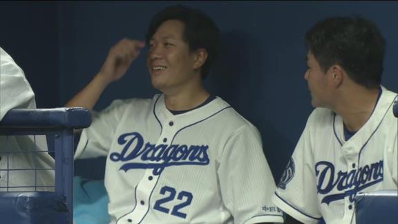 Q.中日・大野雄大投手は開幕ローテにメドは立った? 与田監督「はい。そう思います」