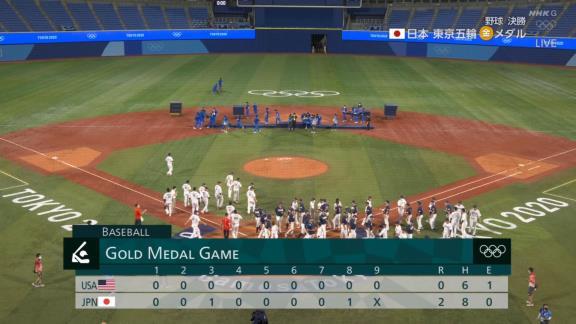 和田一浩さん、野球日本代表・侍ジャパンの東京オリンピック金メダル獲得に感涙…