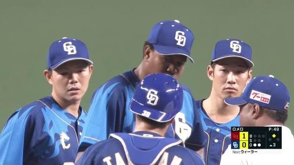 中日・武山真吾「ムキになるのはいいけど、70点とかでもいいんじゃないの。もうちょっと任せてくれよ」