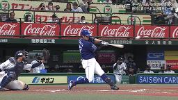 宇野勝さん「福田はわがままに振っているだけで、相手に、ボールに合わせていないように感じるというね」