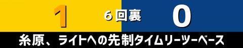 9月18日(土) セ・リーグ公式戦「阪神vs.中日」【試合結果、打席結果】 中日、0-1で敗戦… 投手陣が好投を見せるも打線が援護できず…