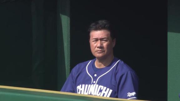 9月29日(日) 阪神戦 中日・与田監督のコメント、根尾選手のコメント「よりこの舞台で仕事をしたいという気持ちになった」