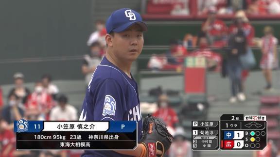 中日・阿波野投手コーチ「不運な当たりもあったけど、左打者にやられてしまった」 与田監督「不運だろうが何だろうがヒットはヒット」