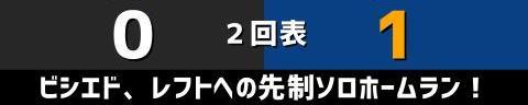 4月30日(金) セ・リーグ公式戦「巨人vs.中日」【試合結果、打席結果】 中日、3-2で勝利! 打線組み換えで菅野に勝利!