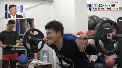 『大島塾』は今年も超ハード 中日・大島洋平&高橋周平の今季目標は?