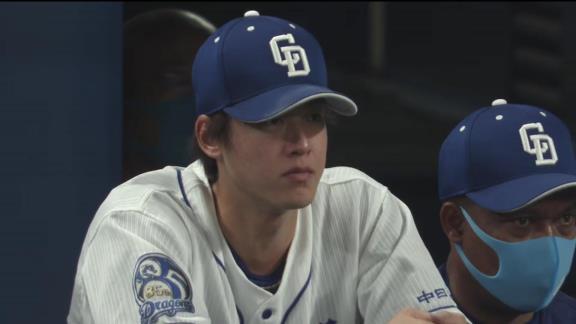 中日・与田監督、梅津晃大投手の次回登板は「う~ん…それはね、ここではまだ言えないけれども…」