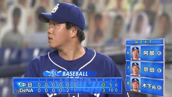 中日・柳裕也、熱投120球6回3失点も…「相手チームのキーになるバッターに打たれてしまった」と悔しがる