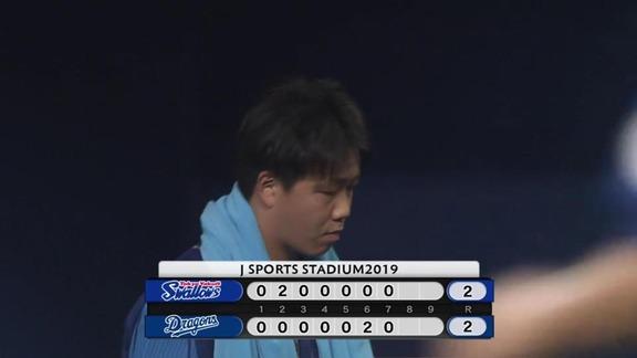 中日・柳裕也、今日も二桁10勝目ならず… 7回2失点HQSの好投も7試合連続勝ち星なし